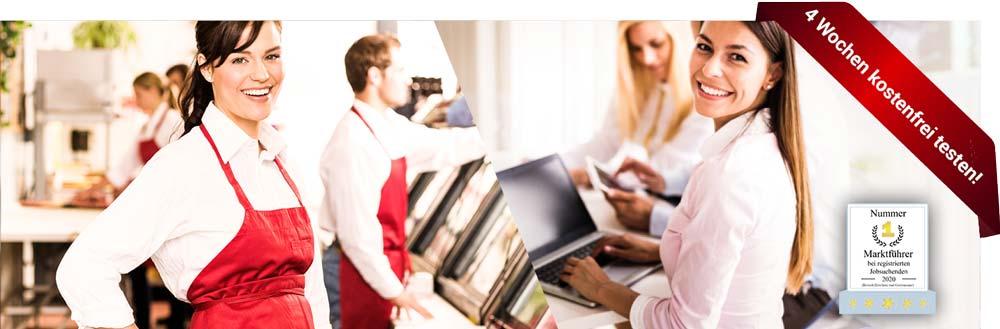 JOBOO!® vereinfacht die Jobsuche in der Gastronomie und bietet viele offene Stellen in der Gastronomie.